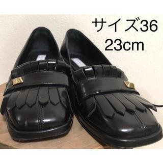 マックスマーラ(Max Mara)のMax Mara 革靴 サイズ36(ハイヒール/パンプス)