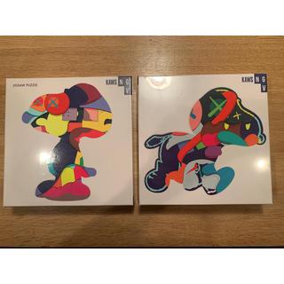 送料込み 即発送 2種セット kaws カウズ パズル puzzle スヌーピー(その他)