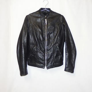 Lewis Leathers - ▪️70's【REED】RIDERS JACKET