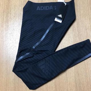 アディダス(adidas)のadidas スパッツ ロングタイツ CF7155 Mサイズ(レギンス/スパッツ)