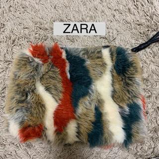 ZARA - ZARA ファークラッチ