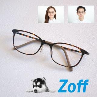 ゾフ(Zoff)のZoff ゾフ スマート スキニー ウェリントン ZJ71016 メガネ(サングラス/メガネ)
