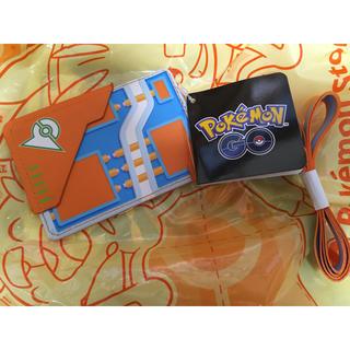 ポケモン(ポケモン)のDカードケース Pokémon GO レイドパス⭐︎ポケモン 限定品(パスケース/IDカードホルダー)