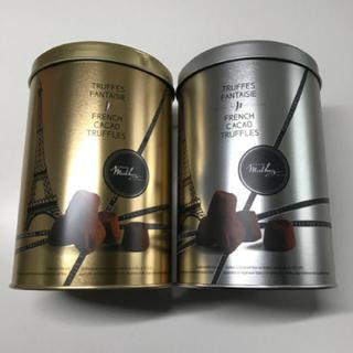 コストコ(コストコ)のコストコ マセズトリュフチョコレート 2袋 500g 缶無し 中身のみ(菓子/デザート)