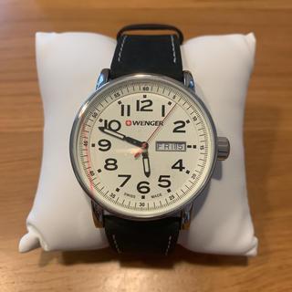 ウェンガー(Wenger)のウェンガー/メンズ 腕時計 ATTITUDE DAY&DATE【新品 未使用】(腕時計(アナログ))