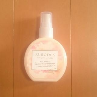 マーキュリーデュオ(MERCURYDUO)のアウロディア  バイ メガミノワッカ ボディスプレー  (香水(女性用))