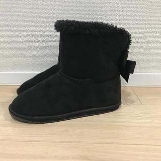 エニィファム(anyFAM)のany FAM ブーツ 22.0cm  女の子(ブーツ)