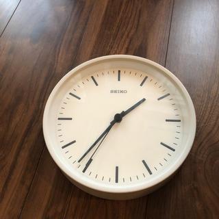 セイコー(SEIKO)のSEIKO 電波時計 (掛時計/柱時計)