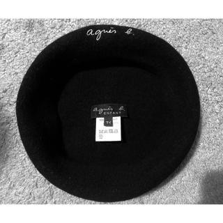 アニエスベー(agnes b.)のagnis b. ベレー帽(帽子)