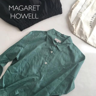 マーガレットハウエル(MARGARET HOWELL)のマーガレットハウエル シャツ ブラウス 2(シャツ/ブラウス(長袖/七分))