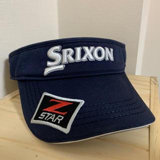 スリクソン(Srixon)のスリクソン サンバイザー Srixon フリーサイズ(サンバイザー)
