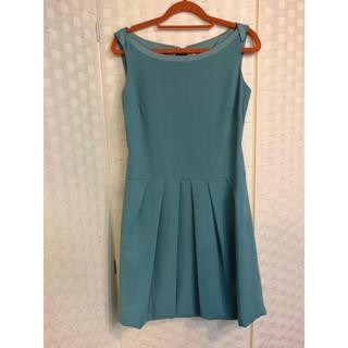 アクアガール(aquagirl)のHELENE ヘレン 裾バルーンワンピース ドレス(ひざ丈ワンピース)