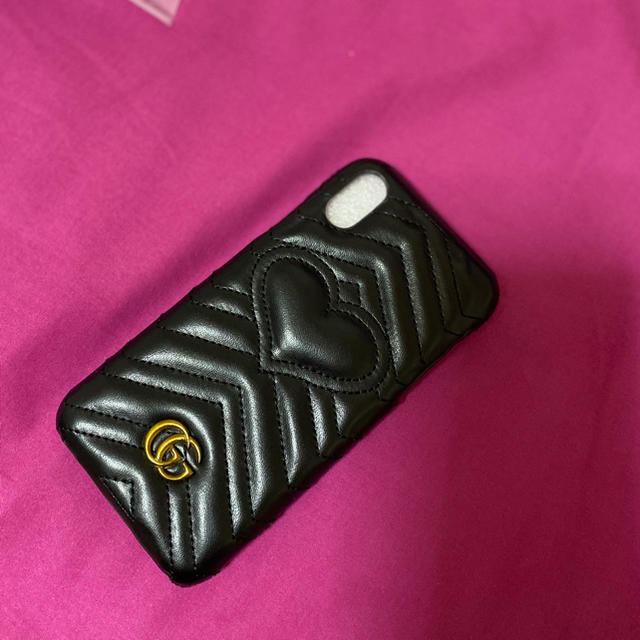Gucci - iPhone x caseの通販
