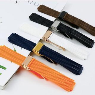 ウブロ(HUBLOT)のHUBULOT ウブロ 互換 シリコンラバーベルト 替えバンド バネ棒付(腕時計(アナログ))