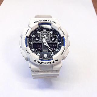 ジーショック(G-SHOCK)のG-SHOCK(CASIO) 腕時計 ホワイト(腕時計(デジタル))