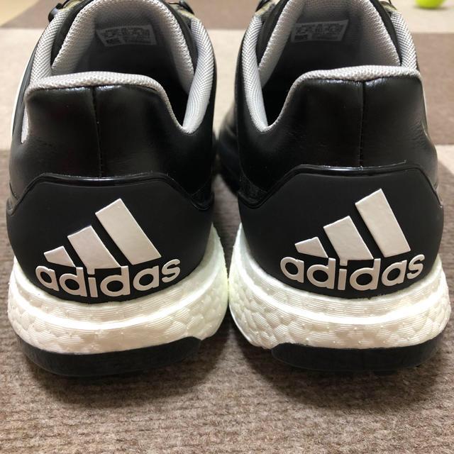 adidas(アディダス)の新品未使用 メンズ アディダスゴルフシューズ スポーツ/アウトドアのゴルフ(シューズ)の商品写真