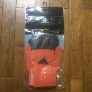 アディダス(adidas)の新品 アディダス BC KNIT GLOVE(手袋)(手袋)