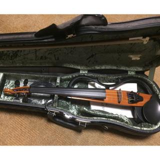 ヤマハ(ヤマハ)のYAMAHA サイレントバイオリン SV100※現状渡し(ヴァイオリン)