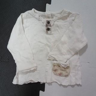 ビケット(Biquette)の80サイズ キムラタン Biquette 長袖カットソー(シャツ/カットソー)