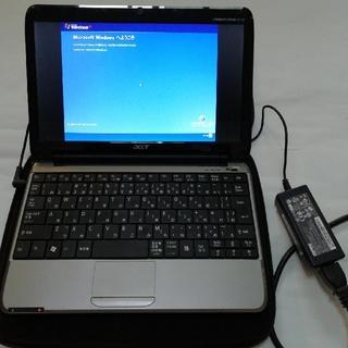 エイサー(Acer)のacer aspire one ノートパソコン ☆(ノートPC)