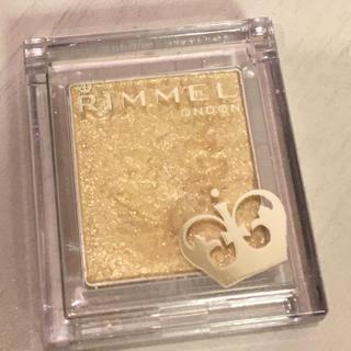 リンメル(RIMMEL)のリンメル プリズムパウダーアイカラー シャインゴールド(アイシャドウ)