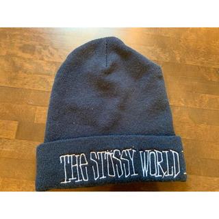 ステューシー(STUSSY)の新品未使用美品 ステューシーstussySTUSSY ニット帽ニットキャップ(ニット帽/ビーニー)
