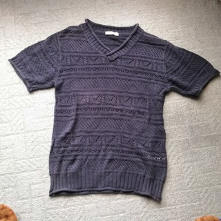 ブラウニー(BROWNY)のニットTシャツ(ニット/セーター)