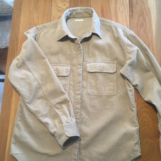 ジーユー(GU)のシャツ CPOジャケット 最終値下げ(シャツ)