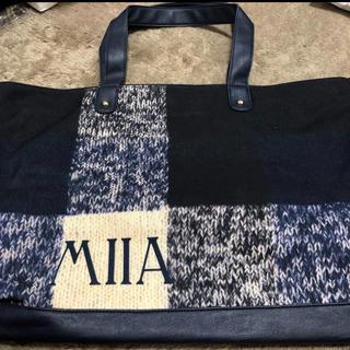 ミーア(MIIA)のmiia 福袋 バッグ(トートバッグ)