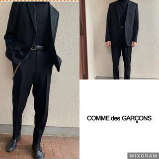 コムデギャルソンオムプリュス(COMME des GARCONS HOMME PLUS)のComme des garcons homme plus セットアップ  黒(セットアップ)