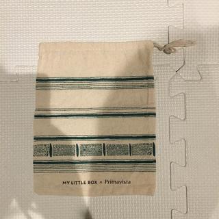 プリマヴィスタ(Primavista)のmy little box primavista巾着(ポーチ)