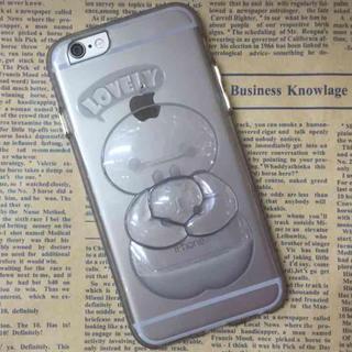 iPhone6/6Sケース ベイマックス(モバイルケース/カバー)