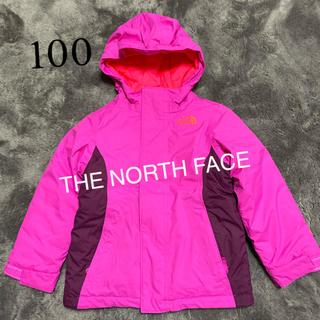 ザノースフェイス(THE NORTH FACE)のノースフェイス ジャケット キッズ 100〜110サイズ(ウエア)