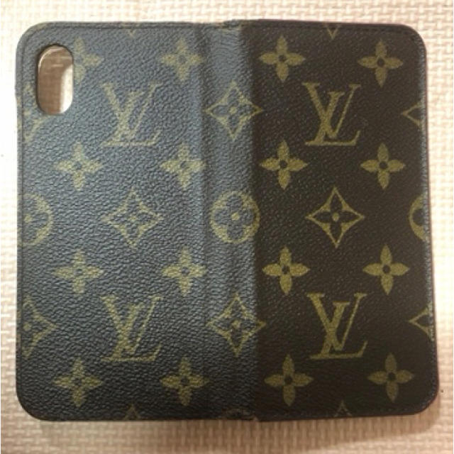 LOUIS VUITTON - LOUIS VUITTON iPhone X ケースの通販