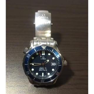 オメガ(OMEGA)のオメガシーマスタープロフェッショナルクォーツ 期間限定値下げ(腕時計(アナログ))
