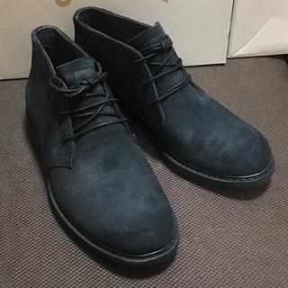 カンペール(CAMPER)の新品 Camper Neuman カンペール ニューマン レザーブーツ ブラック(ブーツ)