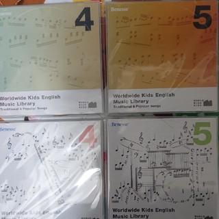 ワールドワイドキッズ CD(キッズ/ファミリー)
