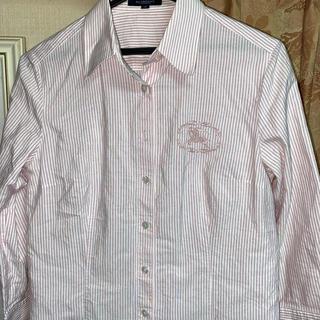 バーバリーブラックレーベル(BURBERRY BLACK LABEL)のBURBERRYバーバリーシャツ(シャツ/ブラウス(長袖/七分))
