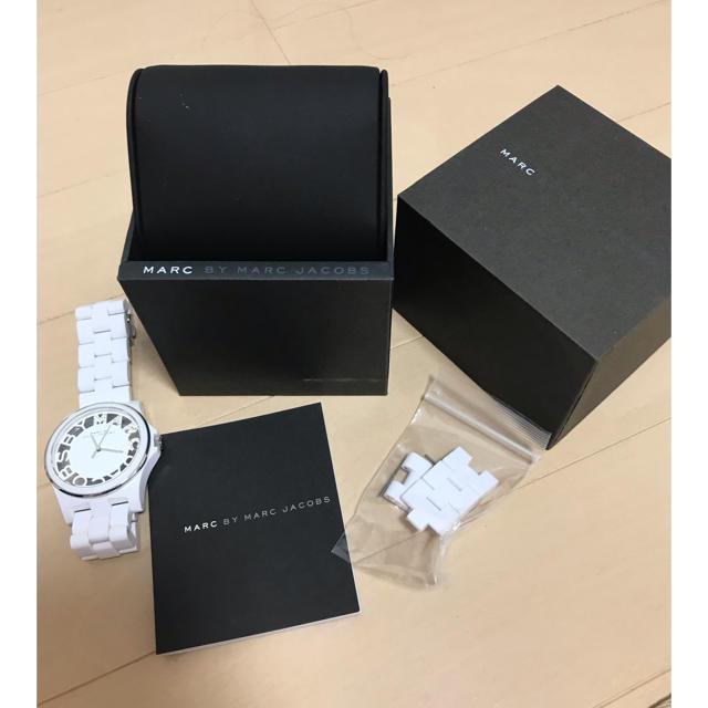 MARC BY MARC JACOBS - マークジェイコブス 腕時計 男女兼用の通販