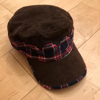 ビームスボーイ(BEAMS BOY)のBEAMS 帽子 キャップ 美品(キャップ)