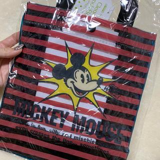 ミッキーマウス - ランチバック ミッキー 新品
