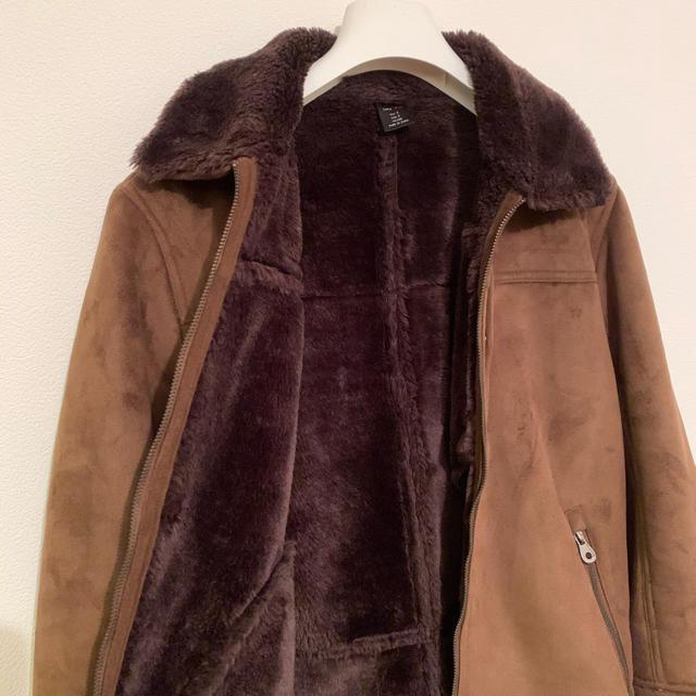 ZARA(ザラ)のZARA アウター メンズのジャケット/アウター(レザージャケット)の商品写真