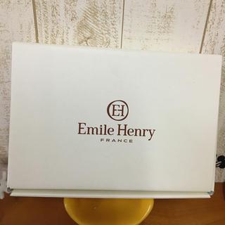 エミールアンリ(EmileHenry)のEmile Henry エミールアンリ オーバルグラタンディッシュ イエロー2枚(食器)