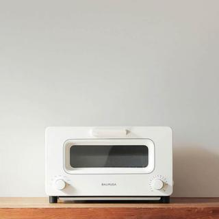 バルミューダ(BALMUDA)のバルミューダ K01E-WS トースター(調理機器)