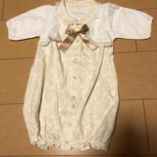 ニシキベビー(Nishiki Baby)のロンパース 50-60cm ニシキ株式会社(ロンパース)
