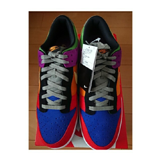 NIKE(ナイキ)のNIKE SBダンクLOW SP VIOTECH CRAZY DUNK US12 メンズの靴/シューズ(スニーカー)の商品写真