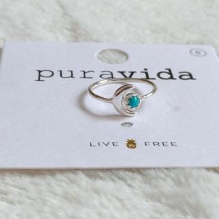 プラヴィダ(Pura Vida)のPura vida リング 指輪 天体 US 6 シルバー ロンハーマン取扱(リング(指輪))