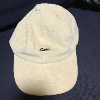 レディース帽子(キャップ)