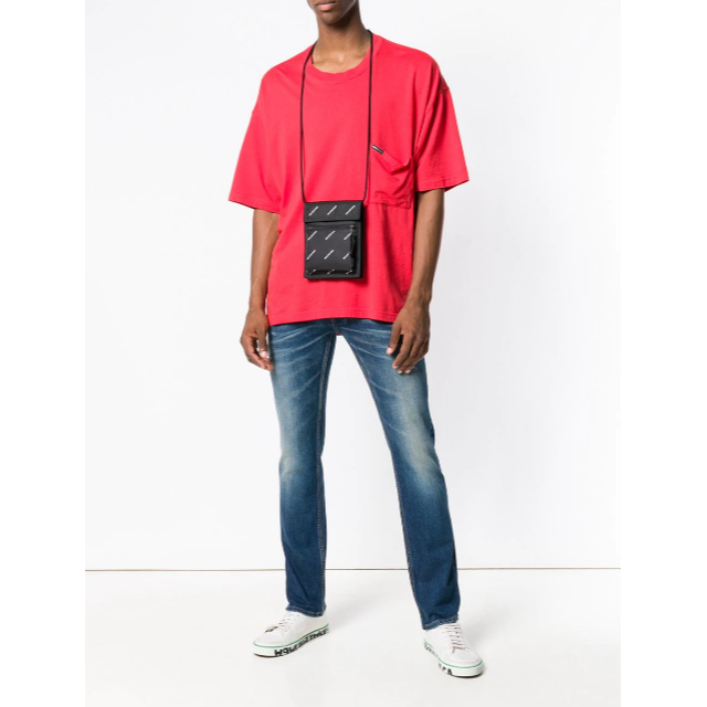 Balenciaga(バレンシアガ)の新品 BALENCIAGA エクスプローラー ストラップ ポーチ メンズのバッグ(ショルダーバッグ)の商品写真