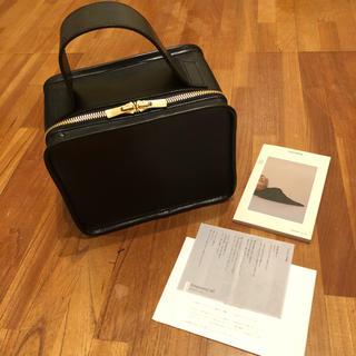新品 lifestylist Leather Mini Book Bag BK(ハンドバッグ)